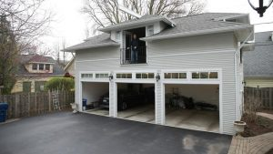 Space is king in garages and anything for more room however you use it is a great selling feature. PIcture courtesy Chicago Tribune