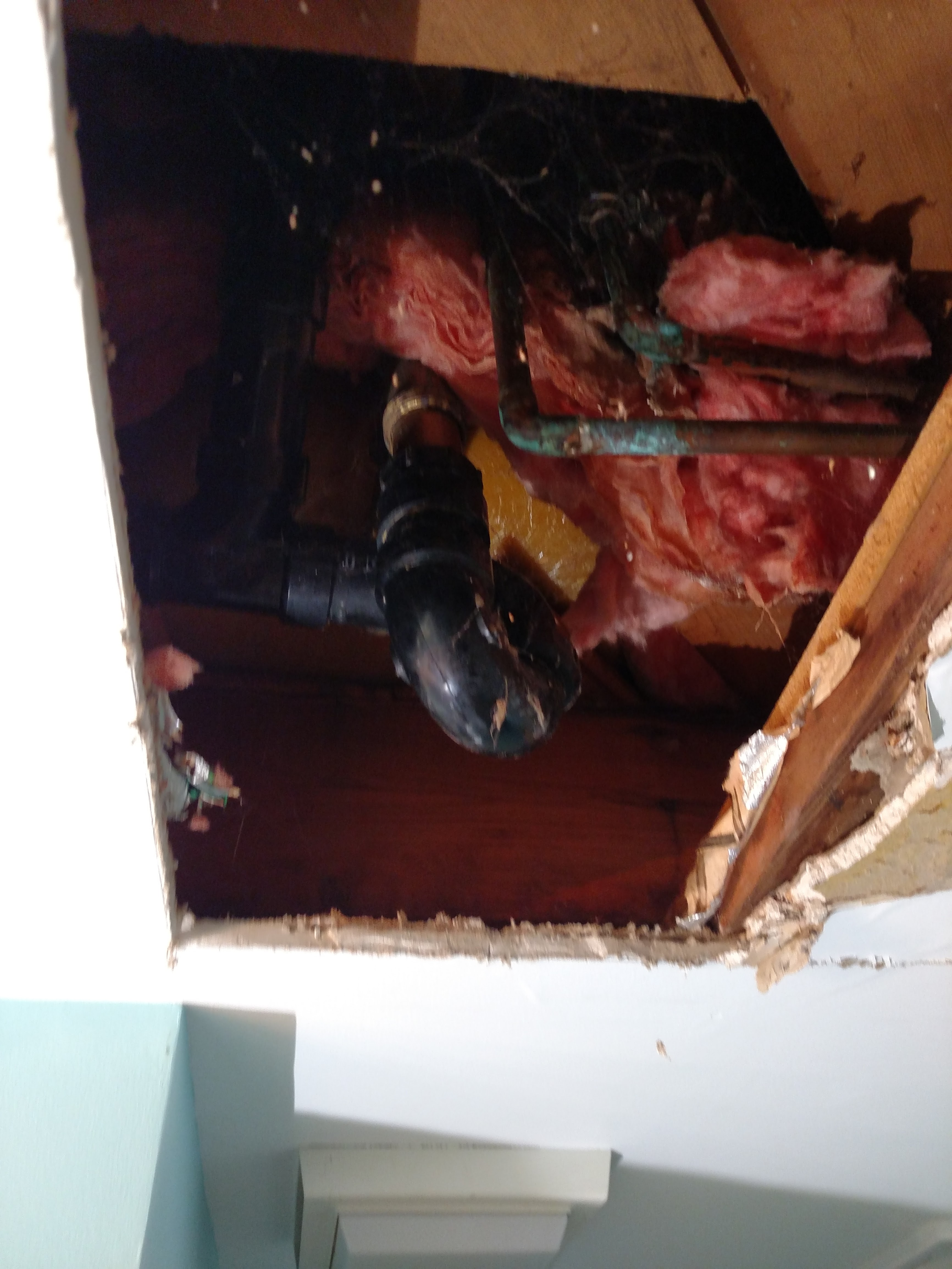 Drywall Repair Requires Removing Any Damaged Section Before Replacing Or Patching